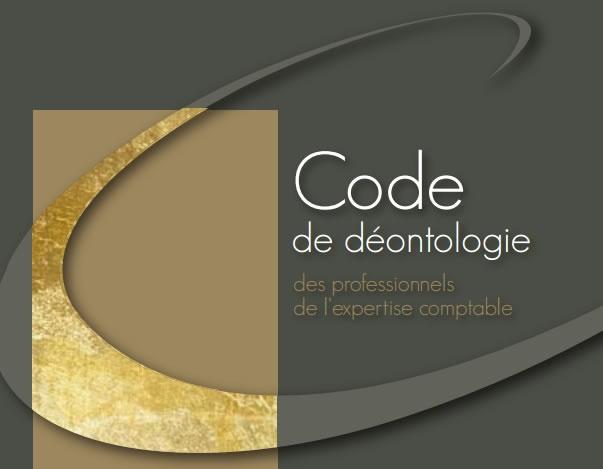 Code de déontologie expertise comptable